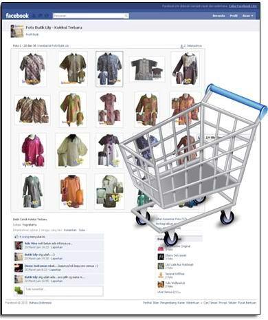 Awas, Toko Online Gadungan di Facebook