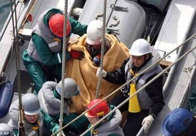 Tiga Hari Terseret Tsunami Jepang, Lelaki 60 Tahun Selamat