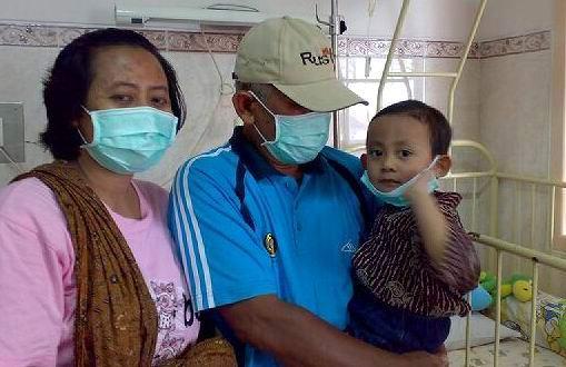 Rangga Berjuang Melawan Leukemia Sejak Umur 18 Bulan