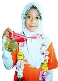 Siswa SD Indonesia Raih 5 Emas di International Mathematics Contest (IMC) Union 2010, Singapura
