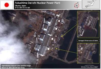 Reaktor Nuklir Jepang Meledak : Tinjau Ulang penggunaan PLTN di Indonesia