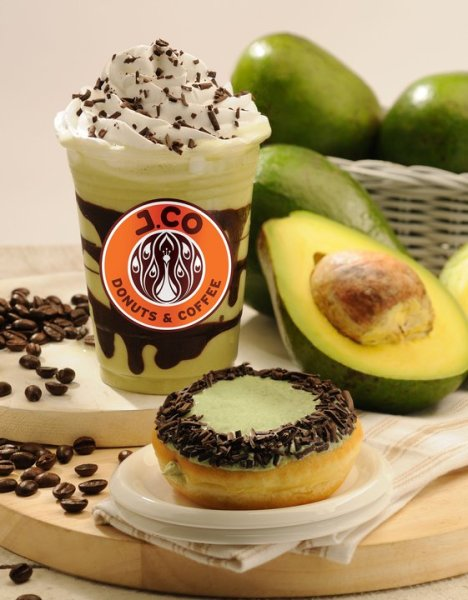 J.CO Donuts and Coffe