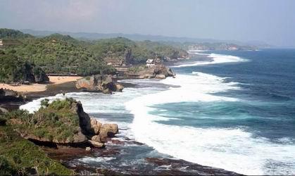 Pantai Kukup Yogyakarta