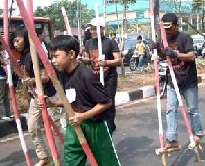 Egrang, Permainan Tradisional Indonesia