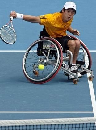 Grand Slam Bagi Penyandang Cacat