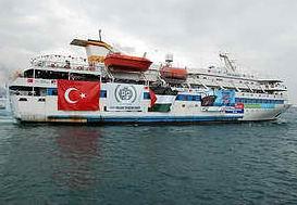 Tentara Israel Menyerang Kapal Mavi Marmara