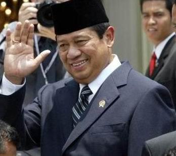 SBY Presiden Indonesia