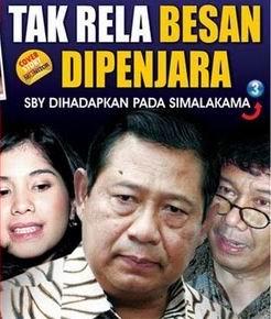 SBY tak rela besannya masuk penjara karena korupsi
