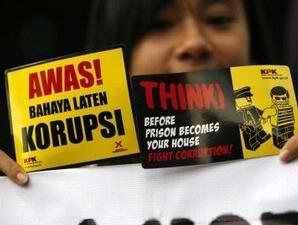 PN Polewali dan MA Paling Ramah Koruptor