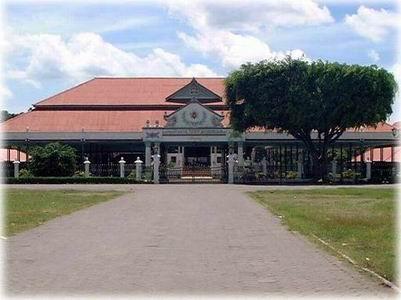 Keistimewaan Yogya : Garis Lurus dari Merapi sampai Laut Selatan