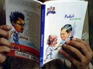 Buku 'Peduli Kemiskinan' Bagian dari Seri 'Lebih Dekat Dengan SBY'