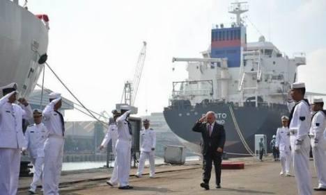 KRI Banjarmasin 592, Kapal Perang Pertama Buatan Anak Indonesia