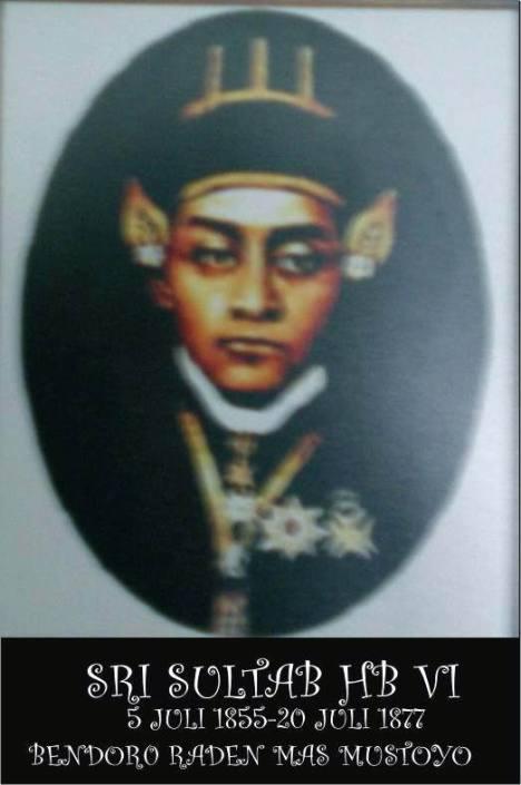 Silsilah Lengkap Raja-raja Ngayogyakarta Hadiningrat