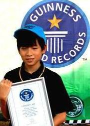 Warga Negara Indonesia yang Tercatat di Guinness World Records