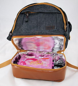 Jual HDY Diaper Bag : First Step Backpack