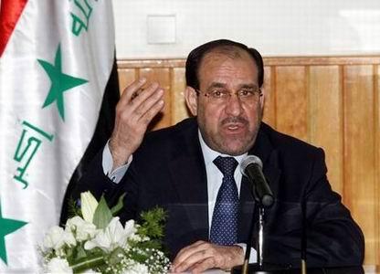 Perdana Menteri Irak Al Maliki