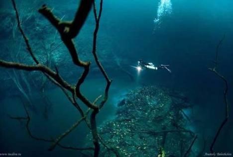 Sungai di Dasar Laut Merupakan Bukti Kebenaran Al Qur'an