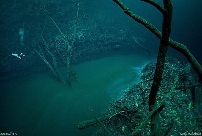 Sungai di Dasar Laut, Bukti Kebenaran Al Qur'an – Wiedz