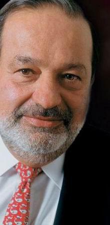 Carlos Slim Helu (Konglomerat Terkaya di Amerika Latin)