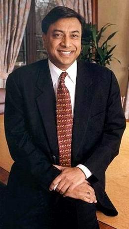 Lakshmi Mittal (Pemilik Mittal Steel Company, India)