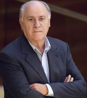Amancio Ortega (Fashion designer Spanyol, orang terkaya di Spanyol)