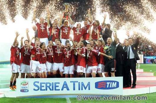 AC Milan Scudetto 2010 2011