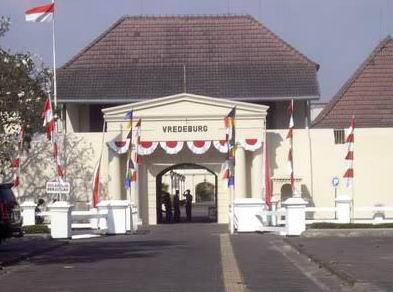 Benteng Vredeburg Yogyakarta