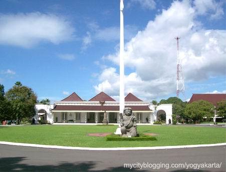Gedung Agung Istana Yogyakarta