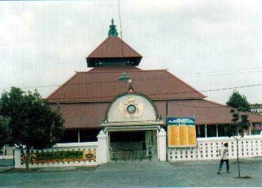 Masjid Agung Yogyakarta