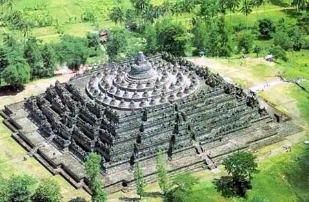 Benarkah Piramida & Borobudur Dibangun dengan Bantuan Alien?