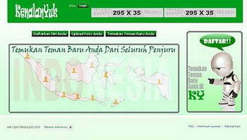 12 Situs Pertemanan Buatan Asli Indonesia - KenalanYuk