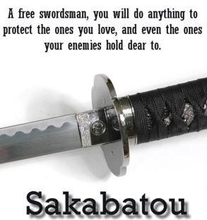 Sakabatou Shinuchi
