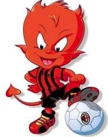 AC Milan Diavolo Rosso