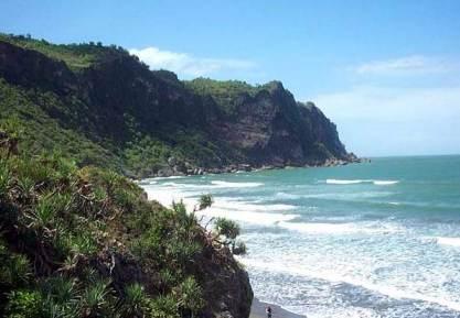 Hisapan Ombak Aneh Pantai Parangtritis Yogyakarta Dibuktikan Secara Ilmiah