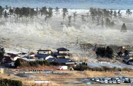 Gempa dan Tsunami Jepang 2012