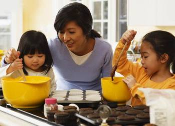 Belajar Memasak dan Menyiapkan Makanan
