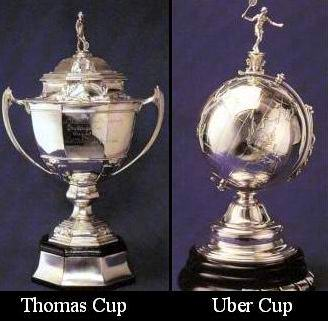 Thomas Cup & Uber Cup