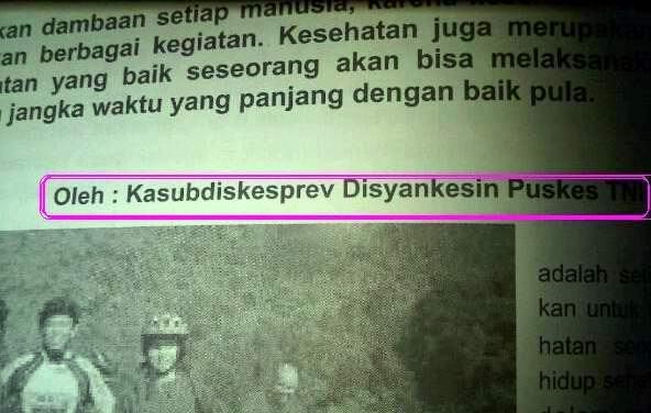 Orang Indonesia Paling Kreatif Membuat Singkatan
