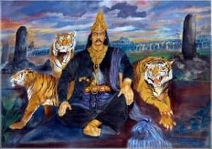 Prabu Siliwangi adalah tokoh pendekar yang menjadi raja di kerajaan ...