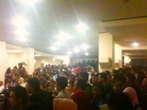 Suasana Konferensi Pers #ForUI