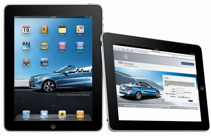 10 Produk Fenomenal Cermin Kesuksesan Steve Jobs - iPad