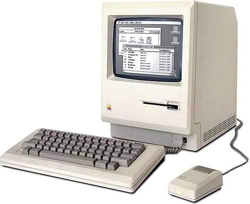 10 Produk Fenomenal Cermin Kesuksesan Steve Jobs - Macintosh