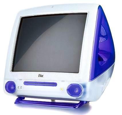 10 Produk Fenomenal Cermin Kesuksesan Steve Jobs - iMac