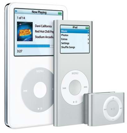 10 Produk Fenomenal Cermin Kesuksesan Steve Jobs - iPod