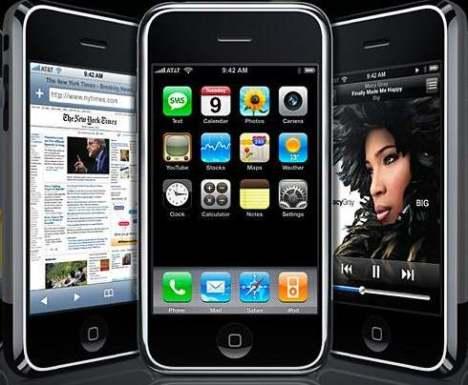 10 Produk Fenomenal Cermin Kesuksesan Steve Jobs - iPhone