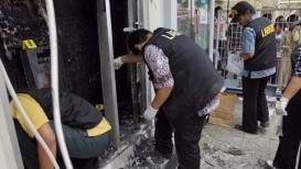 Pelaku Bukan kelompok Jihad, Peledakan Mesin ATM Tidak Disebut Teroris. Tanya Kenapa?