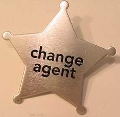Agent of Change