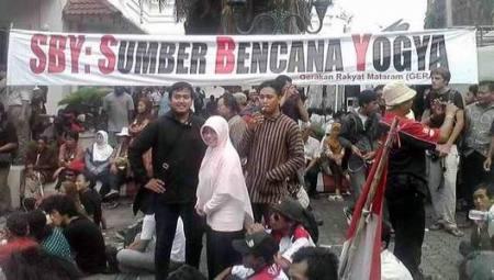 SBY - Sumber Bencana Yogyakarta