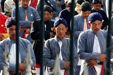 Hebatnya Menjadi Abdi Dalem Keraton Yogyakarta