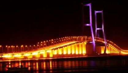 Jembatan Suramadu Brige